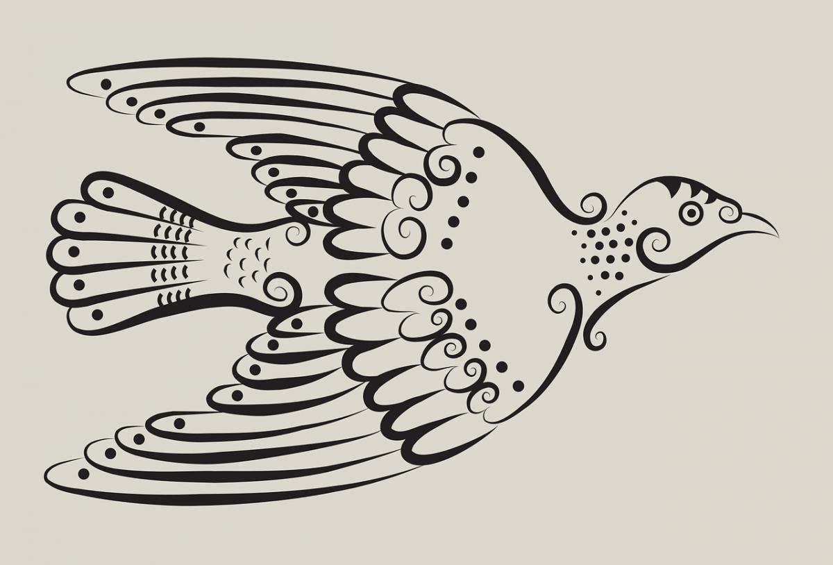 Die Gedanken und der Frieden – ein Zitat